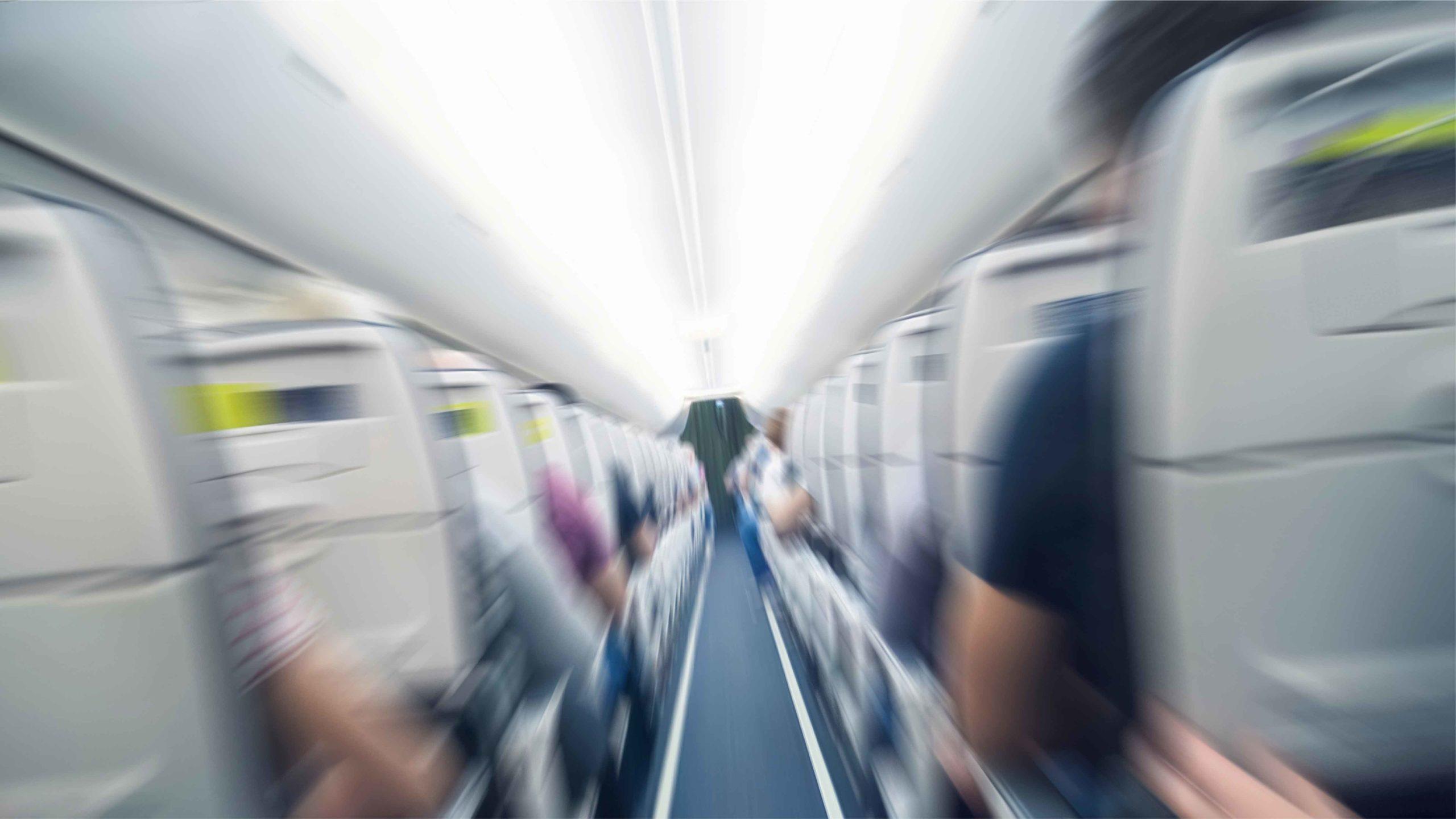 Você vai viajar? Descubra como evitar o coronavírus durante o voo